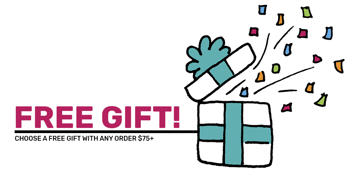 Free Gifts for Orders